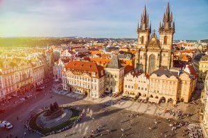 Prague & Vienna