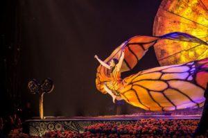 Cirque du Soleil, Royal Albert Hall, Coach Holiday UK, Coach Holidays to London